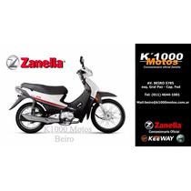 Zanella Zb 110 Moto Cub Deportiva Reparto = Wave Honda Biz
