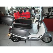 Scooter Zanella Styler 50 Cc 100% Financiado!!!!!