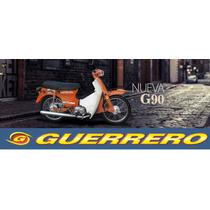 Guerrero Econo G 90 Trabajamos Con Mercado Pago