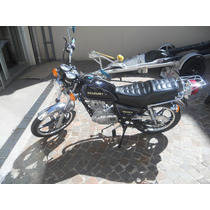 Suzuki Gn 125 2016 Okm En Motolandia! 4798-8980