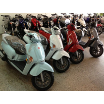Kymco Like 125 Vespa Scooter - Concesionario Oficial