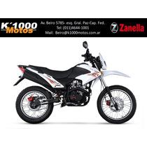 Cross Zanella Enduro Zr 250 - Tornado - Xtz - Yamaha - Trial