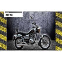 Chopera Gmx 150 Custom Locales De Fabrica 2015 0 Km