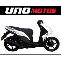 Gilera Qm 125 Urbano Scooter 125cc 2015
