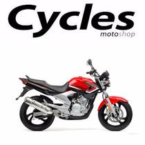 Yamaha 250 Ybr 250 Cc Okm Financia - 12 Pagos Sin Interes M