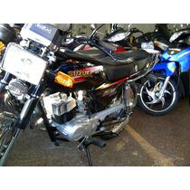 Suzuki Ax100 $16.884 Entrega Ya Antrax Avellaneda