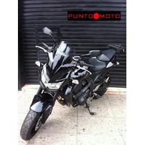 Kawasaki Z 750 Con Equipamiento Tomo Permutas !! Puntomoto
