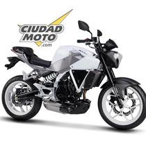 Hyosung Gd 250 R Naked Ciudad Moto