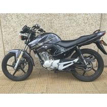 Yamaha Ybr 125 Cc 2012