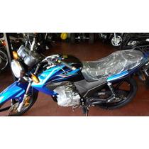 Jianshe 125cc 6-v- 0km -financiación-