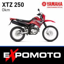 Moto Yamaha Xtz 250 0km - Financiación - Expo Moto Cuotas