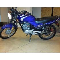 Yamaha Ybr 125 Excelente Estado..titular..oportunidad!