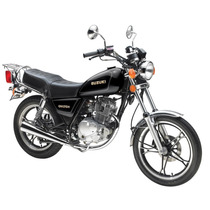 Suzuki Gn125 H - Conc. Oficial - Financiacion - Oferta