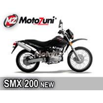 Gilera Deportiva Smx 200 New 0 Km 100 % En Cuotas Motozuni