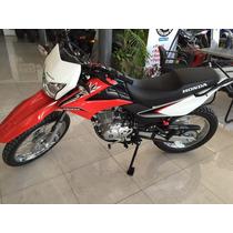 Honda Xr 150l Nueva 2016 0 Km Negra Roja Blanca Moto Sur