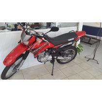 Moto Yamaha Xtz 250 0km Roja