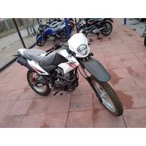 Motos Zanella Zr 250 Enduro Lt Okm Ant Y Cuotas