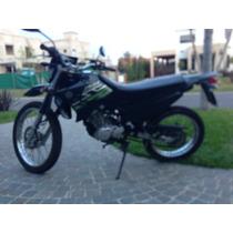 Yamaha Xtz Solo Usada Para Pasear