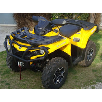 Can Am Outlander 800 Xt Linea Nueva - Excelente Estado