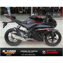 Zanella Rz 25 R Celle Pista Full R1 Yamaha Ninja R6 Street