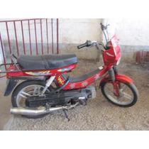 Motomel 70cc 2001 Roja Muy Buena !!! (fillipis)