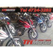Bajaj Ns 200cc 0 Km Trimoto Concesionario Honda Yamaha *