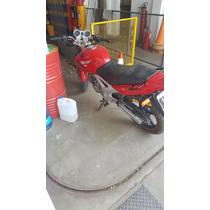 Honda Cbx250 Twister 2012 Roja