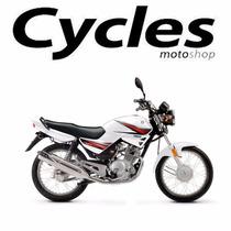 Yamaha Ybr125 Okm 2015 R Financia Tipo Honda Cg 125