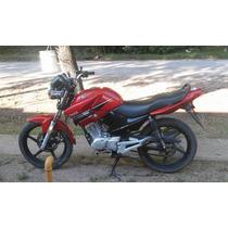 Yamaha Ybr 125 Color Rojo