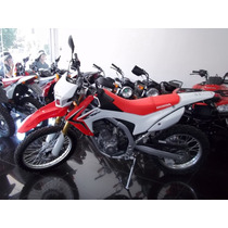 Honda Crf 250 L New Model 2014 Motolandia