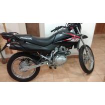 Honda Xr 125l-año 2014-casi 0 Km Unico Dueño-