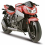 Moto Roma Naked Replica Plastico Alta Calidad 25 Cms