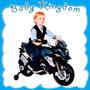 Moto Alta Gama Importada A Bateria Para Niños Bmw 1200gs