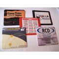 10 Mouse Pads Personalizados, Publicitarios, Souvenirs 21x20