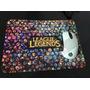 Mousepad Personalizado Pad Mouse League Of Legends Cat Girl