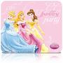 Pad Para Mouse Disney Princesas Aurora Bella Cenicienta