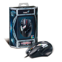 Mouse Gamer Genius Gx Deathtaker Laser 5700 Dpi Usb Pc Macro
