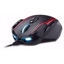 Mouse Genius Gx Gaming Gila Usb 8200dpi 12 Botones Pesas