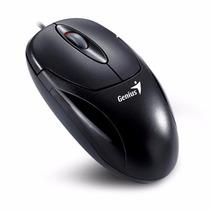 Mouse Genius Ns 120 Netscrool 120 Optico En Stock Usb