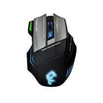 Mouse Gamer Thor G9 Elephant Laser 3200 Usb + Pad Dragon War