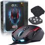 Mouse Gamer Genius Gx Gila 8200 Dpi Usb 12 Botones Mmo Rts