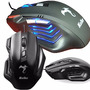 Mouse Gamer 6 Bot Luces - Zona Oeste Merlo