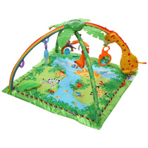 Gimnasio Fisher Price Rainforest C Música Luces Bunny Toys