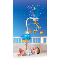 Vtech Baby Soothing Ocean Slumbers Movil