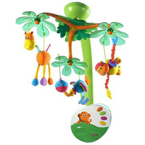 Movil Musical Cunero Sweet Island Tiny Love Babymovil