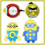 Mp3 Micro Sd Minions Monster Inc Kity Pacman Mickey Angry