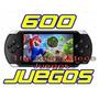 Pmp Mp5 Consola Juegos Portatil 4gb Exp Lcd 3 Fm Camara