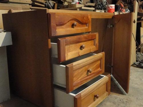 mubles de madera: