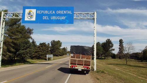 Mudanzas A Todo El País (paraguay,uruguay,brasil Y Chile)