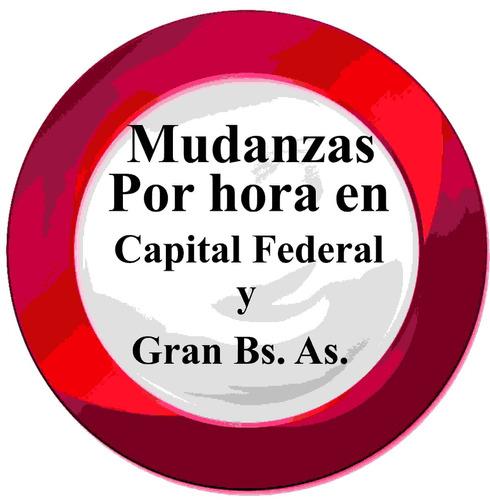 Mudanzas/fletes Capital Gba Serv. De Embalaje Guardamuebles
